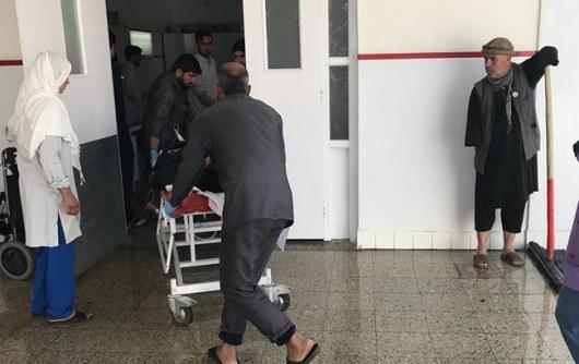 26 человек погибли, 18 пострадали в итоге взрыва вКабуле
